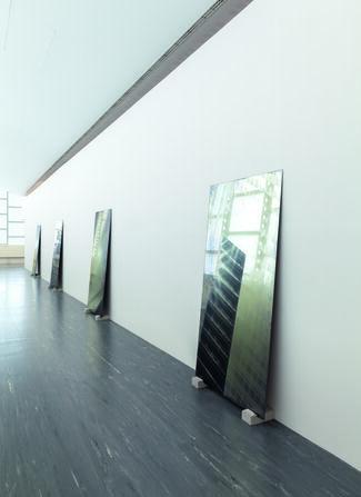 BC21 Art Award 2015, installation view
