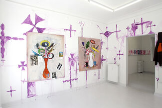 MANUEL OCAMPO - Monument to the Pathetic Sublime, installation view