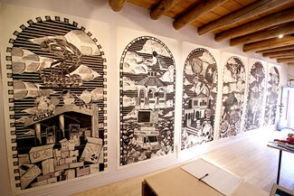 The Endless Endeavor, installation view