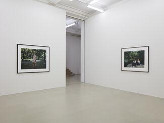 Rineke Dijkstra, installation view