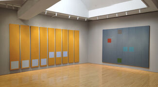 Doug Ohlson, Panel Paintings from the 1960s, installation view