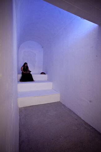 Melati Suryodarmo - One Night Stand 2, installation view