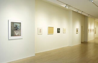 Collages, An Exhibition, installation view