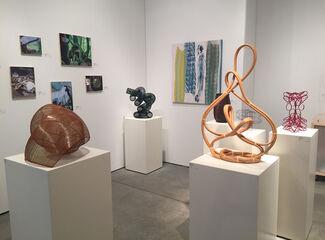 TAI Modern at Art Miami 2017, installation view