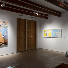 On Being Human, installation view