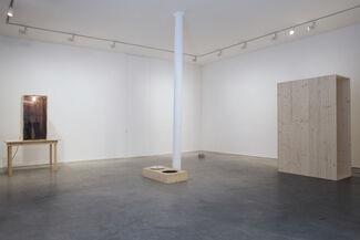 Roman Signer, installation view