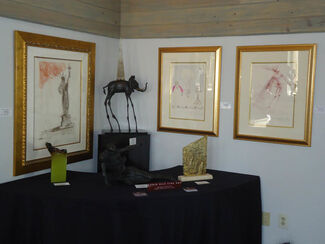 Grand Reopening of the Coral Gables Country Club, installation view