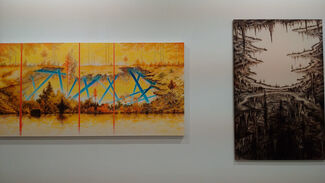 Vanessa Quang Gallery at Art Stage Singapore 2015, installation view