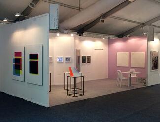 Jhaveri Contemporary at India Art Fair 2015, installation view