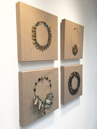 Musing Metallic, installation view