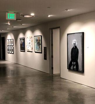 """Black lives matter, black spaces matter, black art matters."" — Theaster Gates, installation view"