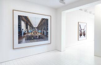 Candida Höfer — Bindings, installation view