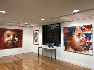 Adnate | Tomorrow's Past, installation view