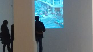 NO WORRIES : HALAL. Curator Rifky Effendy, installation view