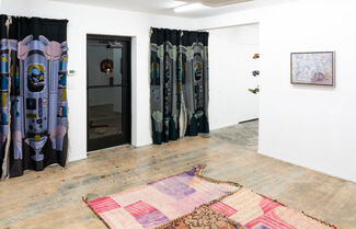 Of Purism, installation view