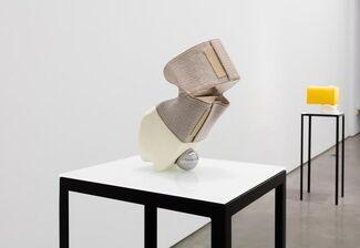 """Ross Knight - """"Human Stuff"""", installation view"""