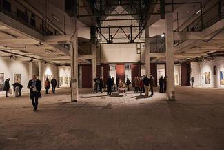 Frank Schult at Kraftwerk Bille, installation view