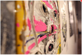 Art 4.0 or the Survival of the Painting, installation view