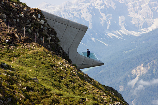 6 Breathtaking Zaha Hadid Designs in Faraway Places