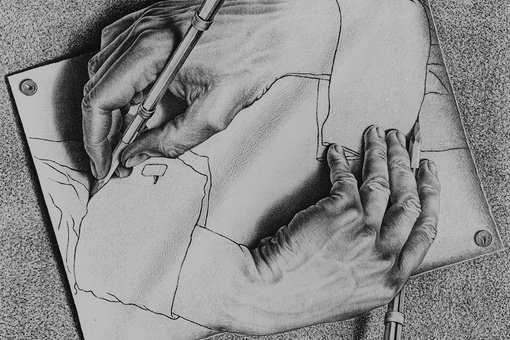 How M.C. Escher Transfixed the World with His Mind-Bending Works