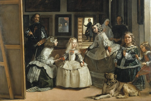 "Centuries Later, People Still Don't Know What to Make of ""Las Meninas"""