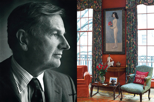 Inside the Mind of David Rockefeller, Titan of Art Collecting