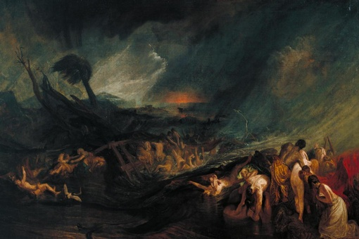 How 19th-Century Artists Envisioned the Apocalypse