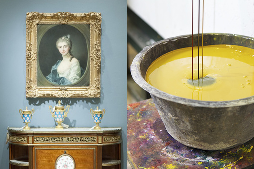 The Secret Paint Colors That Renowned Art Museums Love