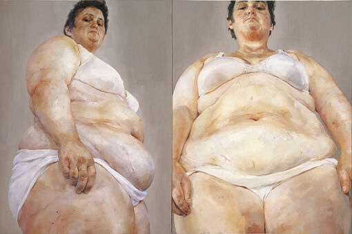 "This Artwork Changed My Life: Jenny Saville's ""Strategy"""