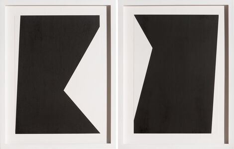 Untitled 4 (diptych)