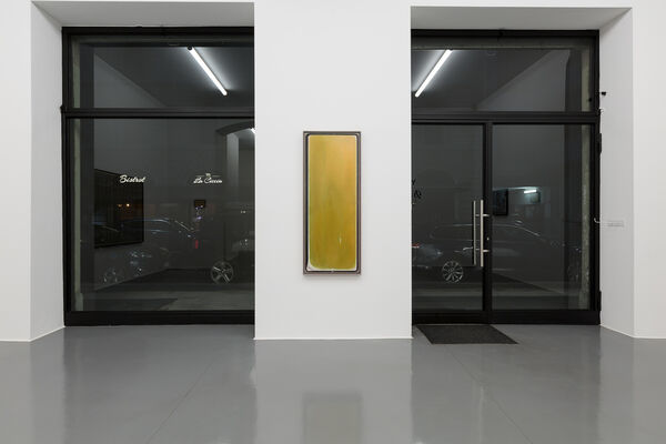 """Your Only Chance to Survive is to Leave with Us"" - Mishka Henner, installation view"