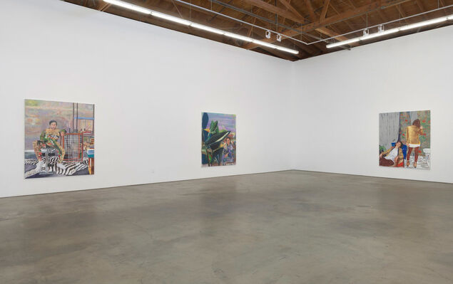 Marius Bercea: Thieves of Time, installation view