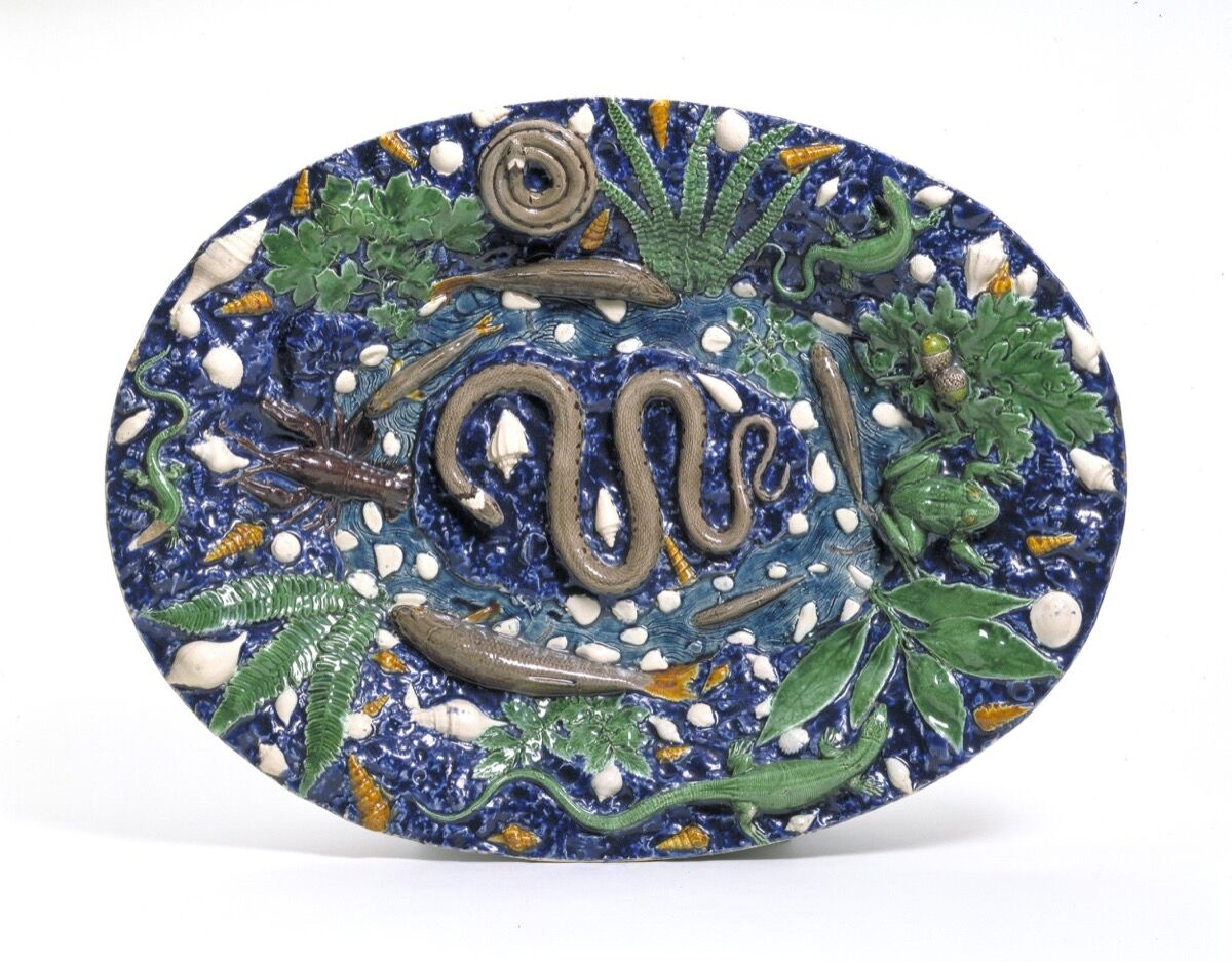 Bernard Palissy, 1565-85. © Victoria and Albert Museum, London.