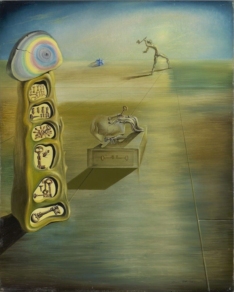 Untitled (Surrealist Composition)